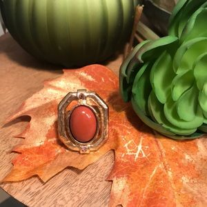 Chico's Gold Cocktail Ring
